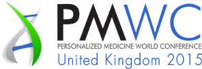 Personalized Medicine World Conference (PMWC) 2015 UK